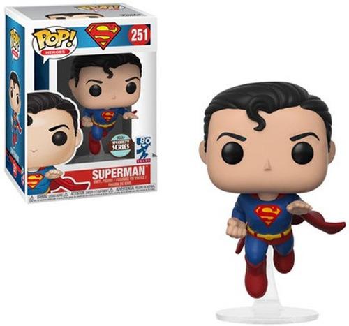funko pop superman exclusivo specialty series 251 original