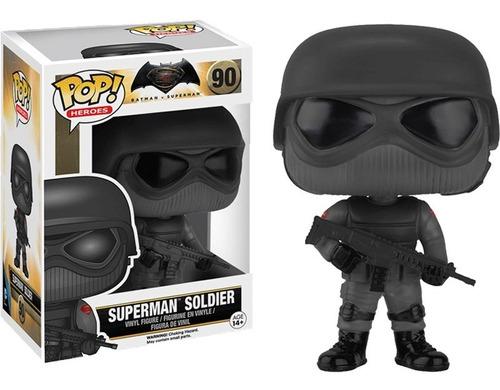 funko pop! superman soldier - batman v superman