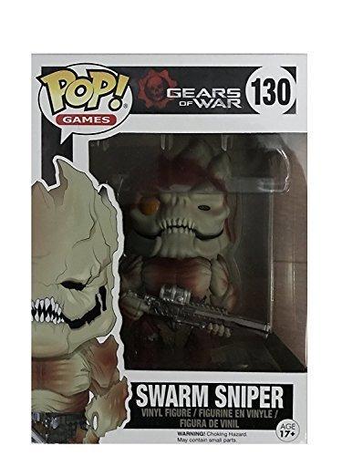 funko pop swarm sniper gamestop  #130 gears of wa buho store