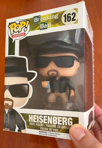 funko pop! television heisenberg breaking bad 162