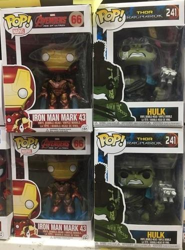 funko pop thanos 289 muñeco avengers infinity war marvel