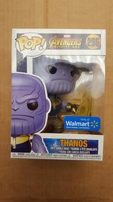 Funko Pop Thanos #296 Avengers Infinity War Walmart