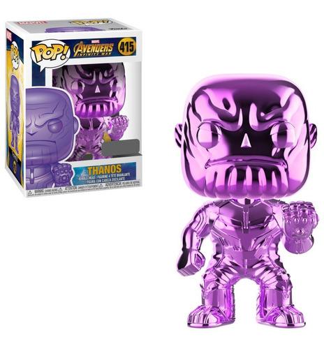funko pop thanos 415 - avengers muñeco original