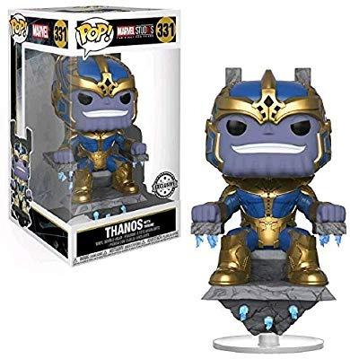 funko pop thanos en trono . original!