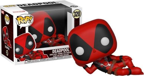 funko pop - thanos - spiderman - deadpool - iron man - hulk