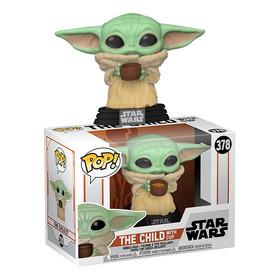 Funko Pop The Child Cup + Protetor Pop Baby Yoda