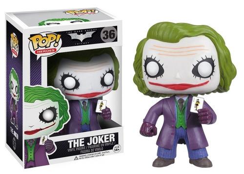 funko pop! the joker #36 - the dark knight