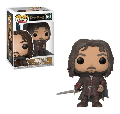 funko pop the lord of the rings - aragorn