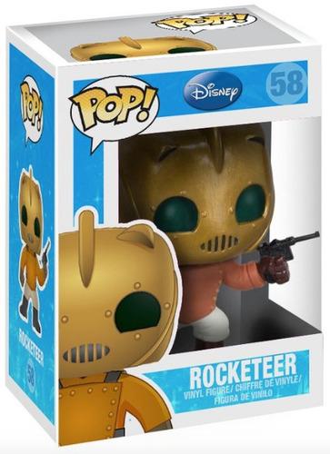 funko pop the rocketeer movie (1991) clásicos disney