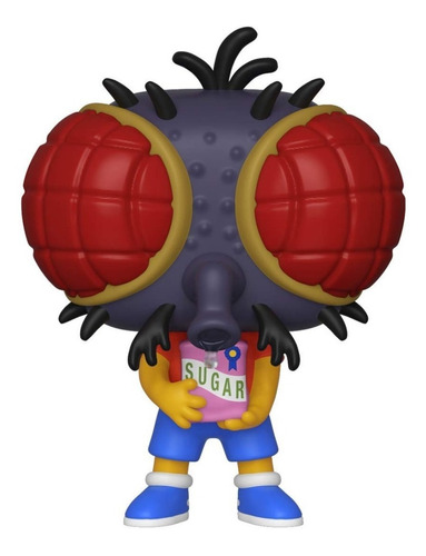 funko pop the simpsons treehouse of horror fly boy bart