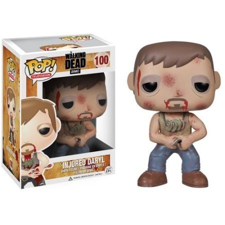 funko pop! the walking dead - injured daryl #100