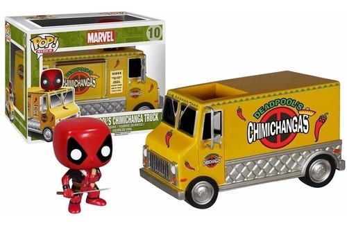 funko pop -  thor - deadpool - hombre hormiga - marvel