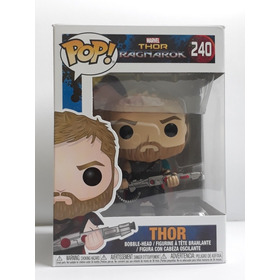 Funko Pop Thor Ragnarok 240 Marvel Original.