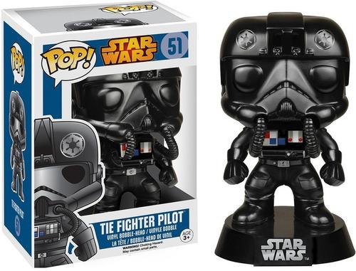 funko pop tie fighter pilot (51) star wars