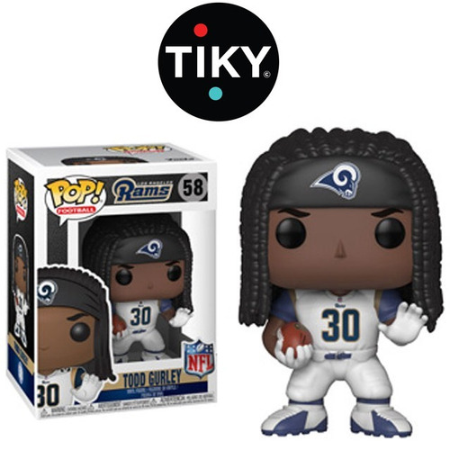 funko pop todd gurley los angeles rams 2018 nfl