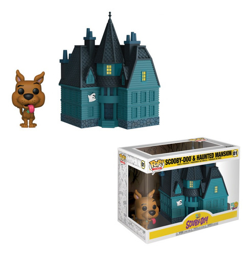 funko pop: town scooby doo haunted mansion