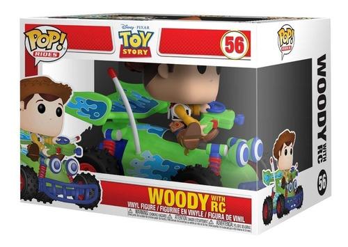 funko pop - toy story 4 - spiderman  - buzz - woody  - crash