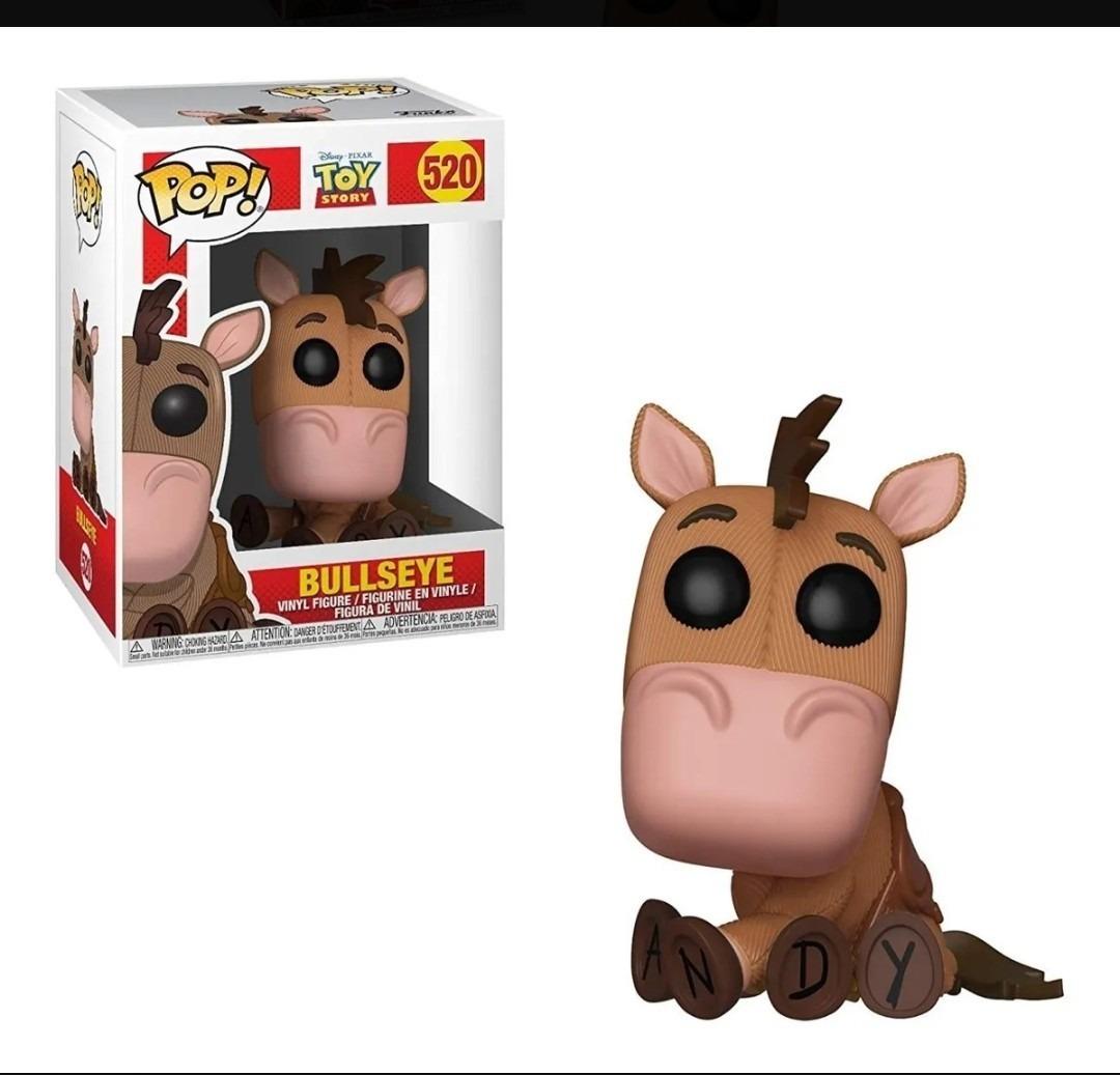Toy Story 520 Bullseye POP Vinyl Figure