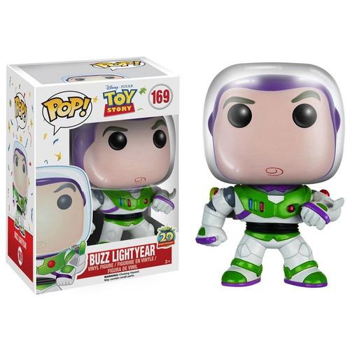 funko pop! toy story - buzz lightyear 169