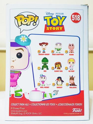 funko pop! toy story mrs. nesbit dona marocas #518 p. entreg