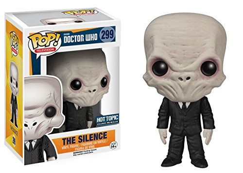 funko pop tv: doctor who - the silence   buho store