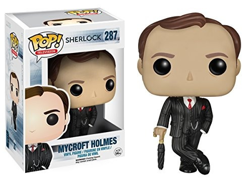 funko pop tv: sherlock - mycroft holmes   buho store