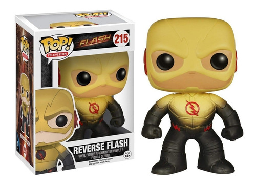 funko pop tv the flash reverse flash