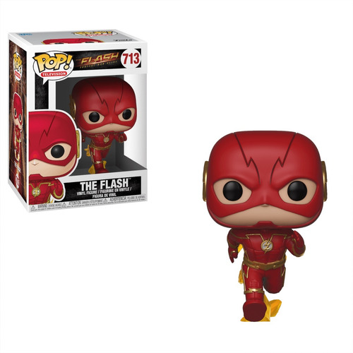 funko pop tv the flash the flash 713 super heroes