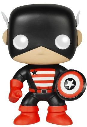 funko pop u.s. agent captain america figure preventa xcl