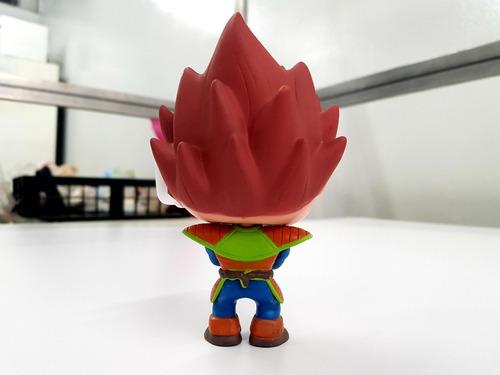 funko pop! - vegeta planet arlia #10 - dragon ball z