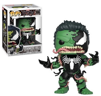 funko pop venom venomized hulk #366