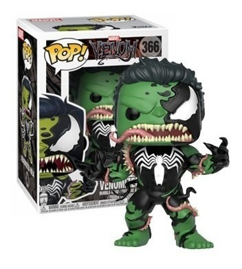 funko pop venomized hulk 366...original