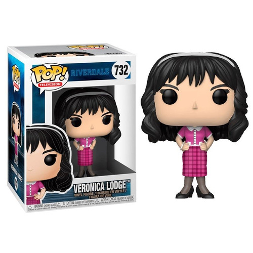 funko pop veronica lodge 732 - riverdale