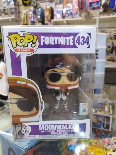 funko pop vinyl moonwalker fortnite
