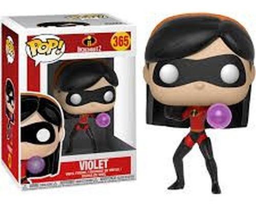 funko pop! violet 365 incredibles 2 - original