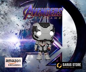 War Pop Amazon Avengers Funko Endgame Machine Tl3KcF1J