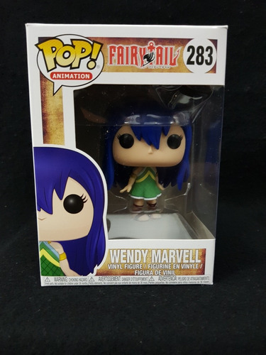 funko pop! wendy marvell # 285 fairy tail
