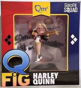 funko pop -  wonder woman - q fig  - harley quinn - joker