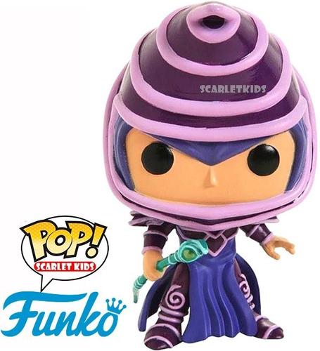 funko pop yu-gi-oh! dark magician 595 special edition orig