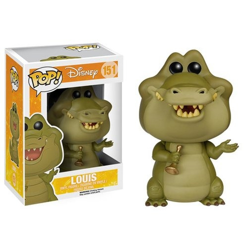 funko   princess & the frog - louis the alligator buho store