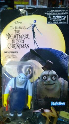 funko reaction nightmare before christmas - behemoth