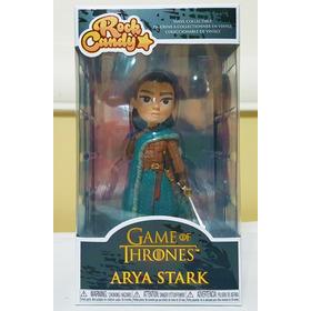 Funko Rock Candy Arya Stark - Game Of Thrones Pronta Entrega