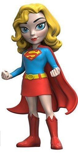 funko rock candy: figura de acción supergirl
