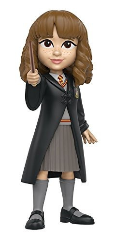 funko rock candy harry potter figura de acción de hermione