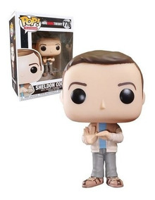 Rodk The Sheldon Cooper Big Funko Pop 776 Theory Bang QdxerCEBoW