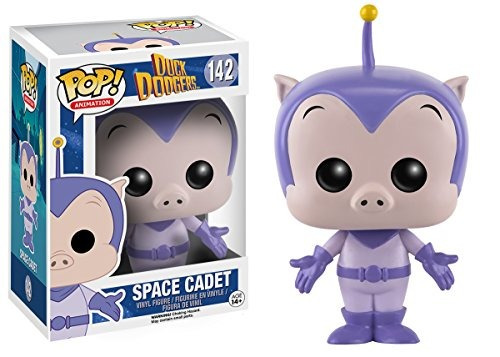 funko space cadet duck dodgers pop animation   buho store