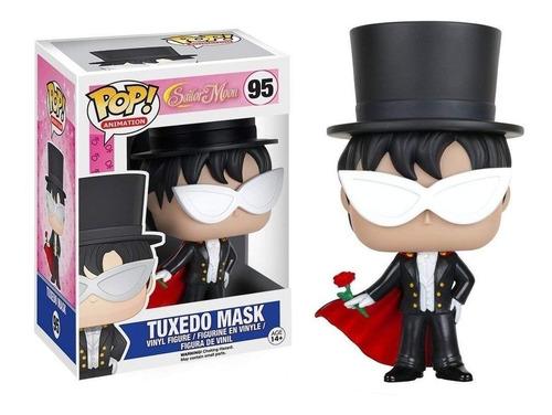 funko tuxedo mask sailor moon (95) (tv)