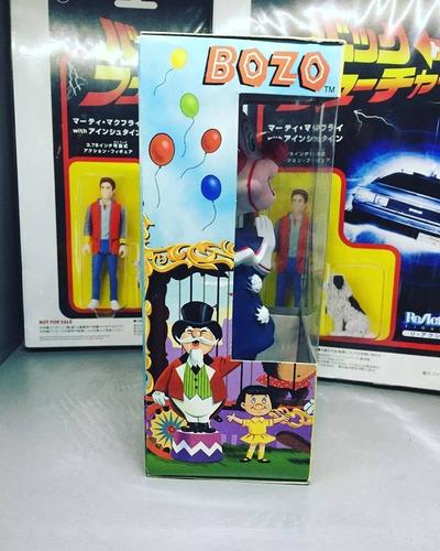 funko wacky wobbler bozo the clown original en stock