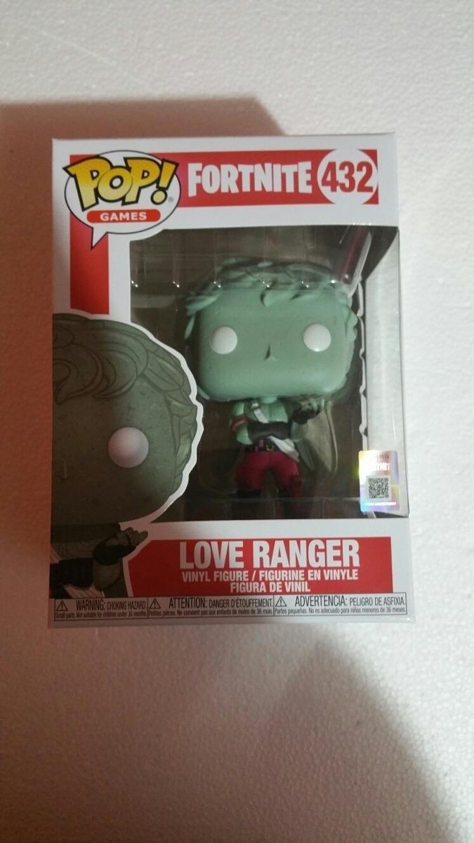 Funko Pop Fortnite-Love Ranger Multicolor 34842