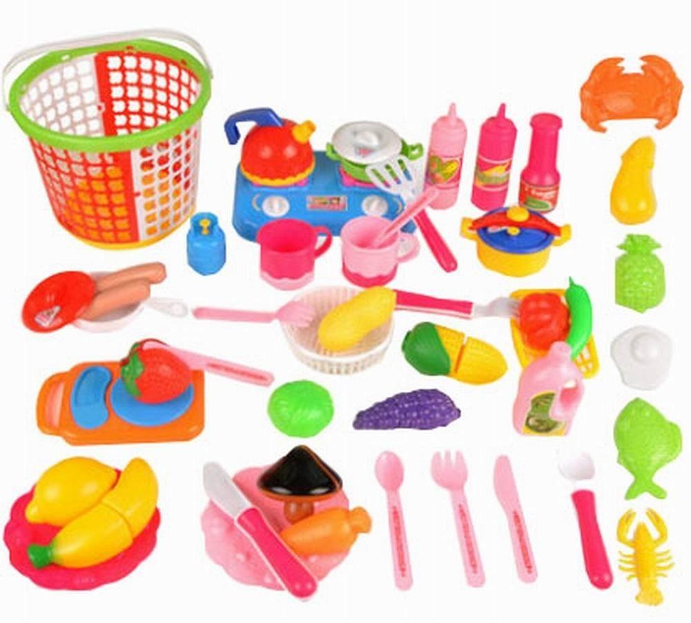 Funny Toy Kitchen Play Juego De Cocina Para Ninos De Mas